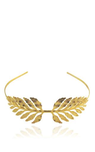 Medium tuleste gold tuleste fern headband