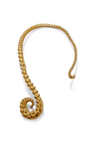 Medium mariah rovery gold mariah rovery octopus necklace