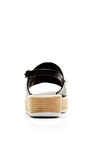 Hedda Flatform Sandal by TIBI Now Available on Moda Operandi
