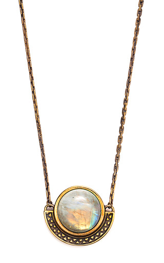 Sunset Pendant by PAMELA LOVE Now Available on Moda Operandi