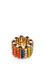 Lee Angel X Rosie Assoulin Semi Precious Brights Box Chain Bracelet by ROSIE ASSOULIN Now Available on Moda Operandi