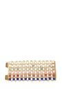 Semi Precious Stone Link Bracelet by ROSIE ASSOULIN Now Available on Moda Operandi