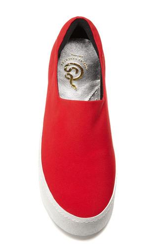 Slip On Platform Sneaker by OPENING CEREMONY Now Available on Moda Operandi