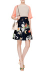 Flora Rio Print Flip Skirt by CLEMENTS RIBEIRO Now Available on Moda Operandi