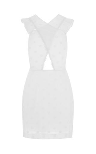 Medium alice mccall white love book dress