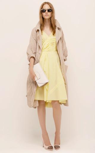 Cotton Dress by NINA RICCI Now Available on Moda Operandi