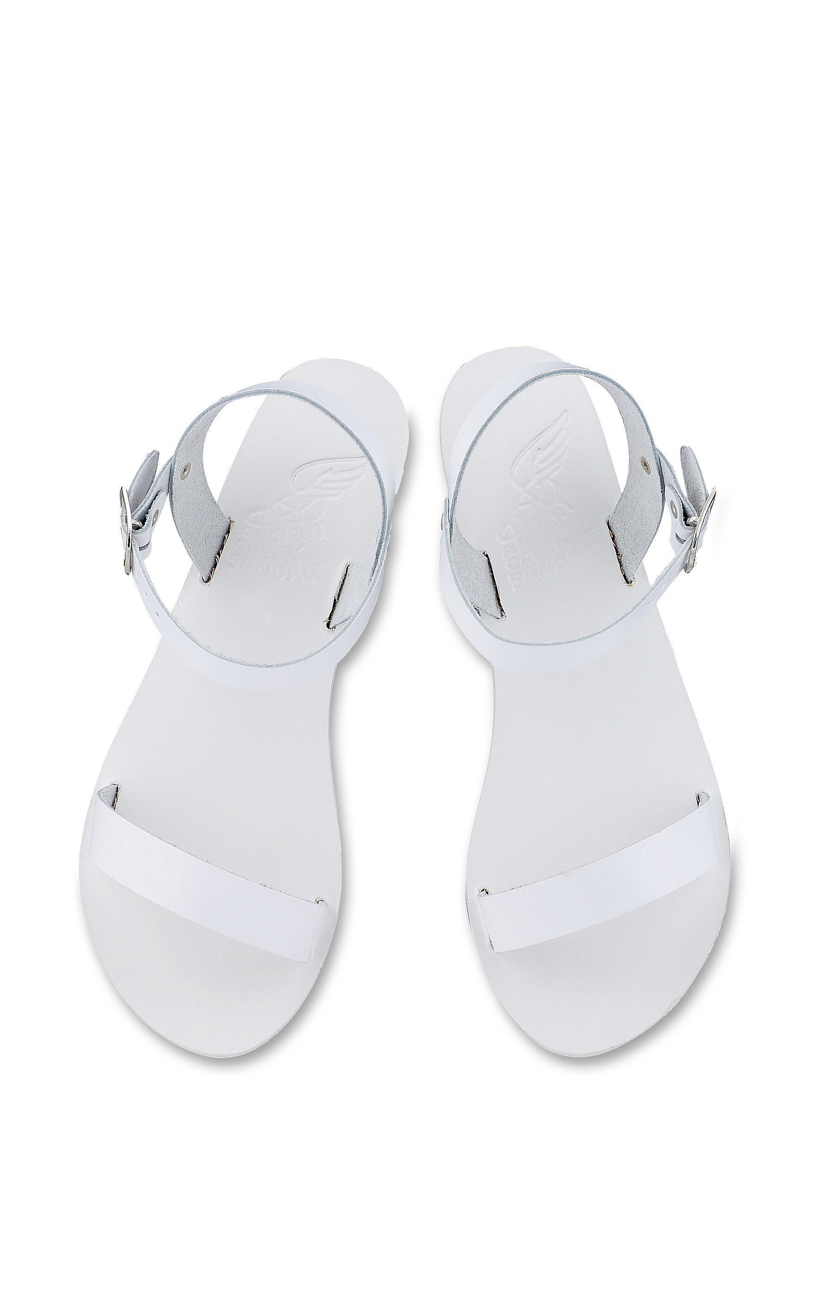 12f5e081a3 Ancient Greek SandalsDrama Platform Sandal In All White. CLOSE. Loading.  Loading
