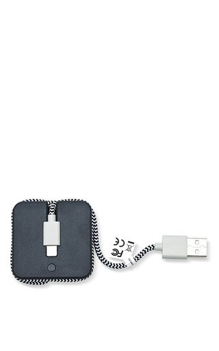 Jump Cable L Slate by NATIVE UNION Now Available on Moda Operandi