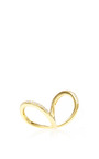 Pavé Crystal Infinity Ring by FALLON Now Available on Moda Operandi
