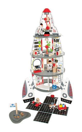 Medium hape toys multi discovery space center