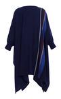 Stripe Weave Poncho by APIECE APART Now Available on Moda Operandi