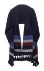 Stripe Weave Shawl by APIECE APART Now Available on Moda Operandi