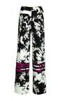 Wide Leg Pant With Webbing Detail by ALEXANDER WANG for Preorder on Moda Operandi