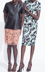 Printed Silk Double Dart Dress by TOME for Preorder on Moda Operandi
