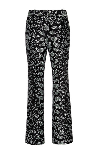 Cropped Flared Pant In Black by 3.1 PHILLIP LIM for Preorder on Moda Operandi