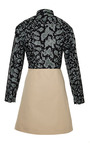 Black Shirt Dress With Contrasting Skirt by 3.1 PHILLIP LIM for Preorder on Moda Operandi