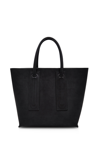 Medium rick owens black reddox small shopper