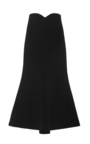 Flared Hem Flute Skirt by ALICE MCCALL Now Available on Moda Operandi