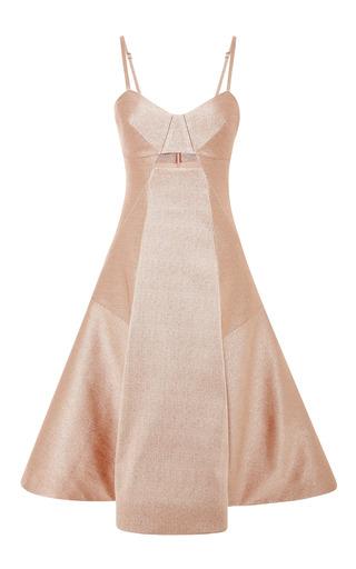 Metalic Arrow Dress By Jonathan Simkhai Moda Operandi