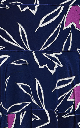 Printed Silk Skirt by NINA RICCI for Preorder on Moda Operandi