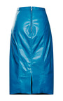 Leather Skirt by NINA RICCI Now Available on Moda Operandi