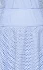 Embroidered Poplin Dress by NINA RICCI Now Available on Moda Operandi