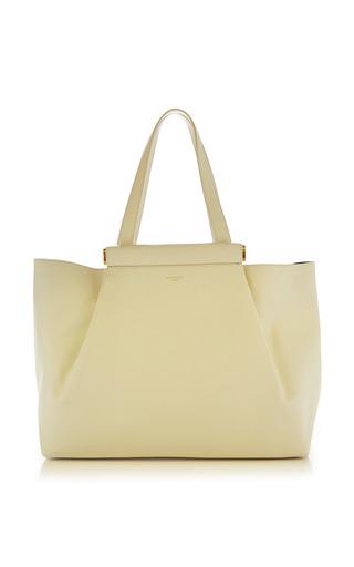 Thais Large Shopping Bag In Calfskin by NINA RICCI for Preorder on Moda Operandi