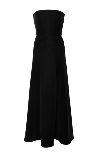 Medium ellery black black heim gown