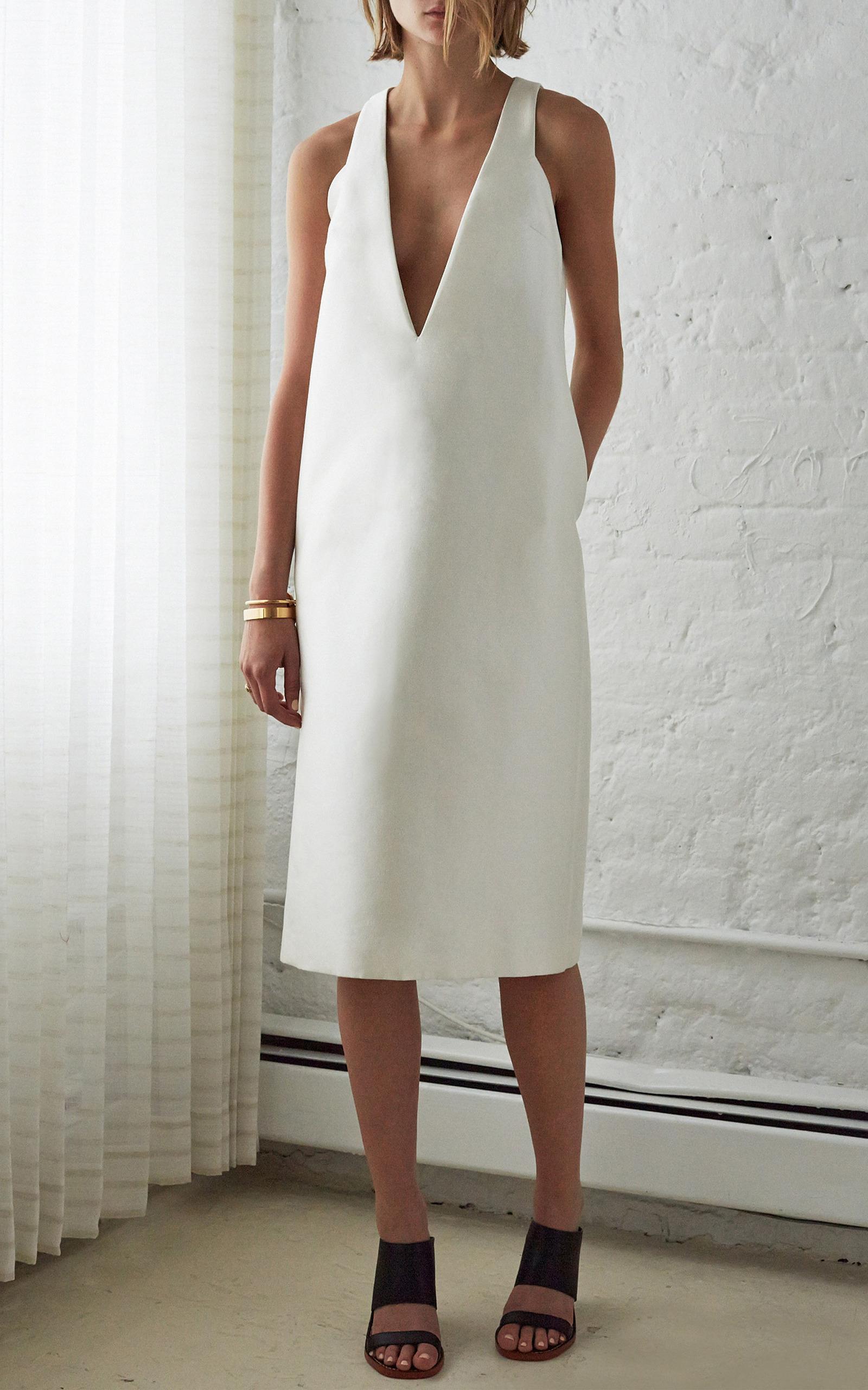 Ellery dress white.