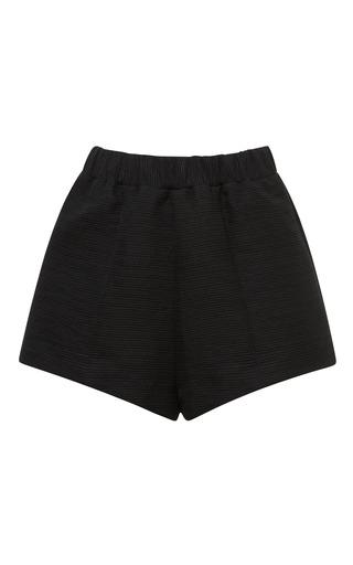 Medium ellery black black petersburg hotpant