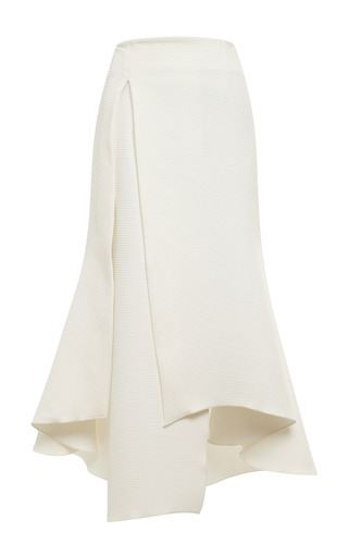 Medium ellery white ivory olympia skirt