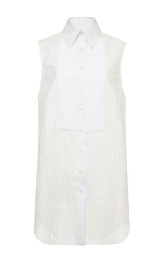 Medium ellery white white eleanor shirt