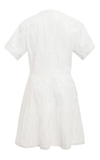 Ridged Jersey Short Sleeve Dress by SEA for Preorder on Moda Operandi