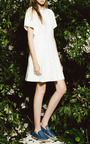 Ridged Jersey Short Sleeve Dress by SEA for Preorder on Moda Operandi