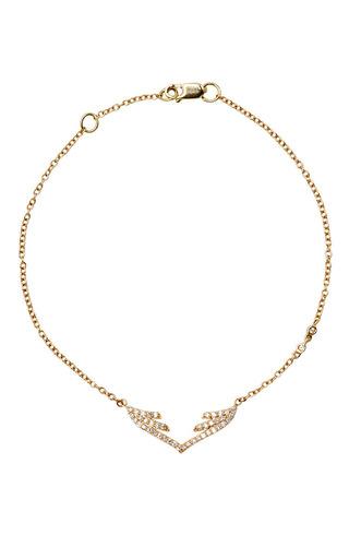 Stella Wing Chain Bracelet by PAIGE NOVICK for Preorder on Moda Operandi