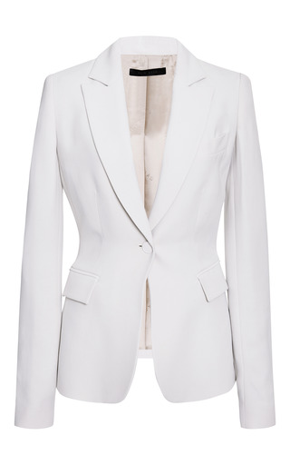 Elie Saab Jasmine Stretch Cady Knot Jacket by ELIE SAAB for Preorder on Moda Operandi