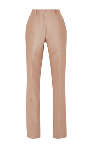 Medium zac posen pink blush ottoman pant