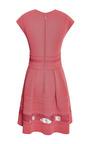 Begonia V Neck Stripe Dress by ELIE SAAB for Preorder on Moda Operandi