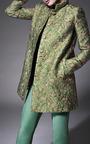 Wisley Jacquard Coat by ZAC POSEN for Preorder on Moda Operandi