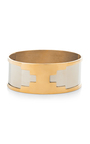 Empire 18 K Gold Plated Choker by MONICA SORDO Now Available on Moda Operandi