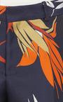 Birds Of Paradise Print Bermuda Shorts by MARNI for Preorder on Moda Operandi