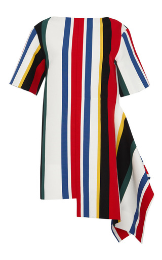 Medium marni multi multicolor stripe tunic