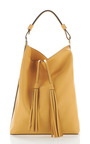 Dawn Large Tassle Hobo Bag by MARNI for Preorder on Moda Operandi