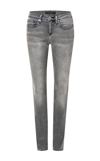 Medium genetic denim dark grey gaze shya skinny