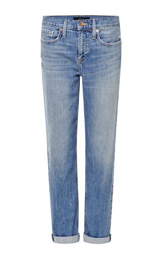 Medium genetic denim blue wild card gia boyfriend