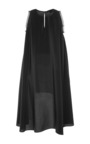 Sleeveless Silk Top With Lace Trim by ANTONIO BERARDI for Preorder on Moda Operandi
