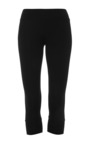Micromodal Blend Black Jogging Pants by ATM Now Available on Moda Operandi