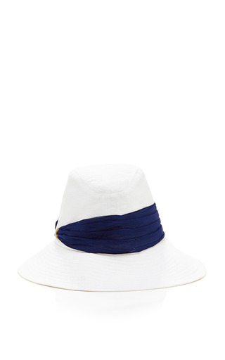 Medium eugenia kim white jordana hat