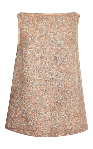Medium rochas pink sleeveless top