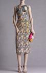 Lolita Embroidered Skirt by MARY KATRANTZOU for Preorder on Moda Operandi